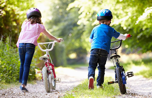 Советы при покупке детского велосипеда