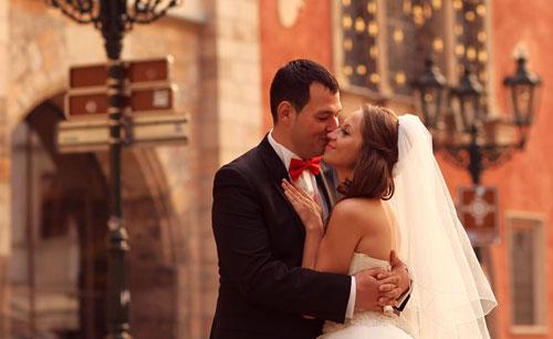 Свадьбы в Праге - европейский стиль и элегантность