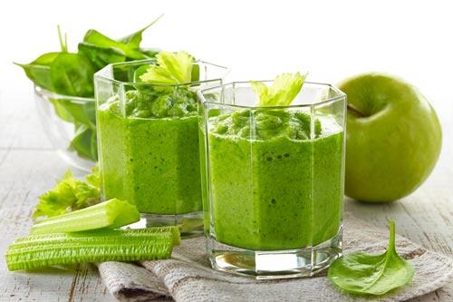 Тайна зелёных коктейлей