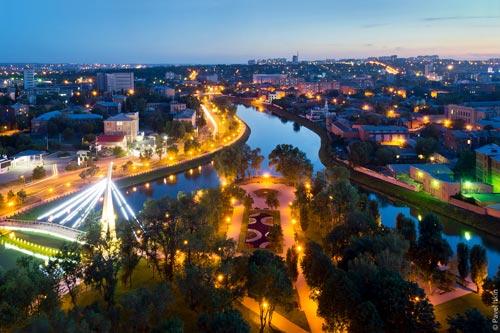 Таким Харьков вы еще не видели