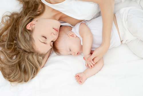Важность сна ребенка