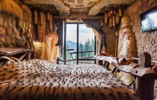 10 самых необычных отелей Украины