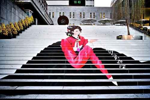 15 креативных лестниц со всего мира