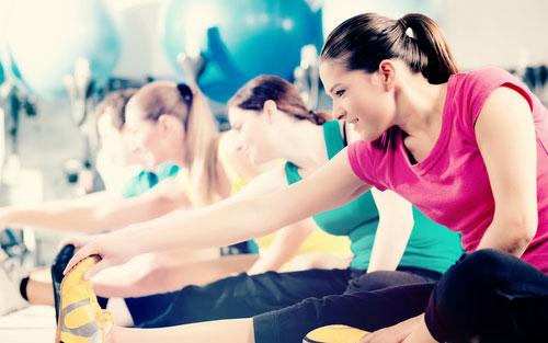 4 причины полюбить гимнастику