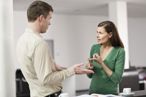 5 типов людей в конфликтной ситуации