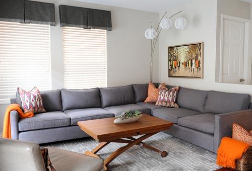 7 советов по обустройстве гостиной комнаты