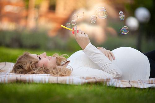 Беременность и роды в Европе