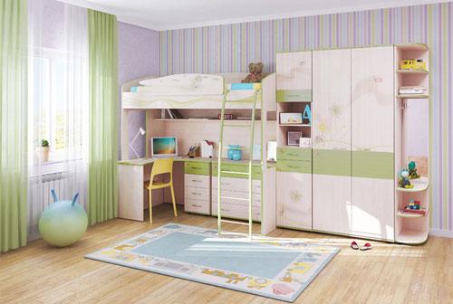 Детская комната вашей мечты
