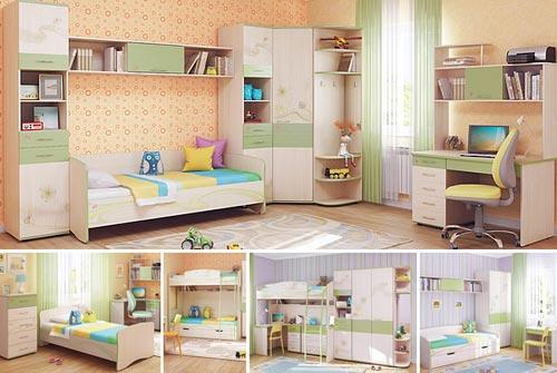 Детская комната вашей мечты (фото)