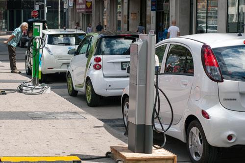 Электромобиль – будущее автопромышленности