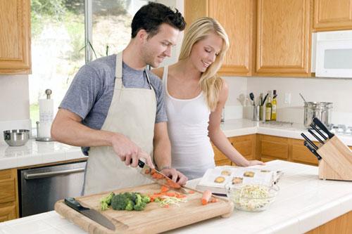 Почему важно готовить еду в хорошем настроении?