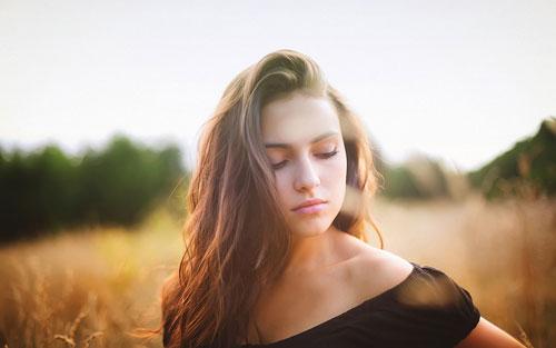 36 натуральных средства для избавления от сухости волос