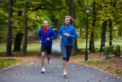 Как бег влияет на человека?
