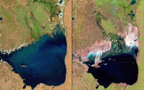 Как изменился облик Земли за последнее время