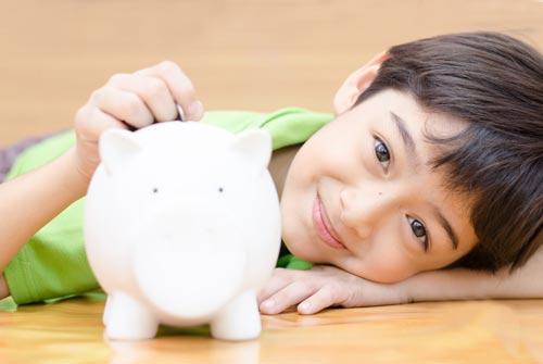 Как научить ребенка финансовой грамотности