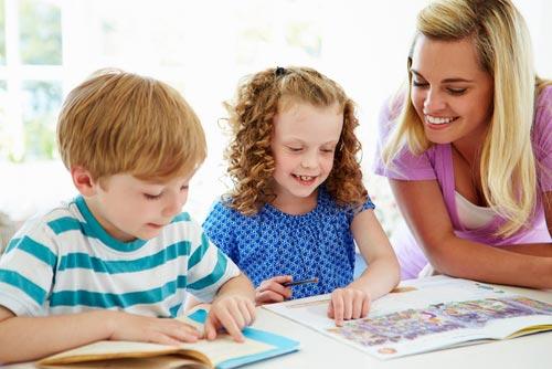 Как помочь ребенку научиться читать?