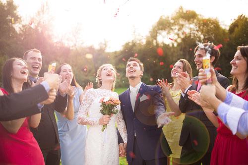 Как организовать красивую и недорогую свадьбу