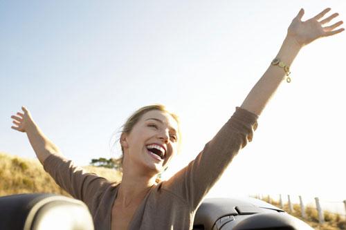 Как притягивать счастье