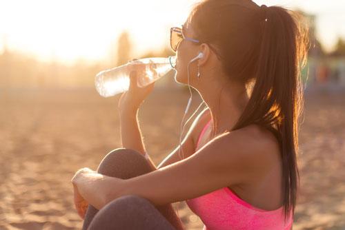 Как употреблять воду с пользой для здоровья