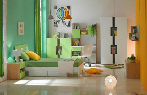 Современная мебель для детских комнат