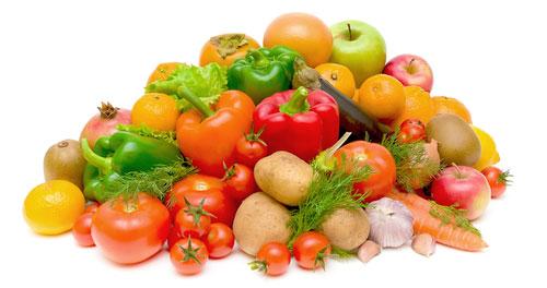 О пользе овощей