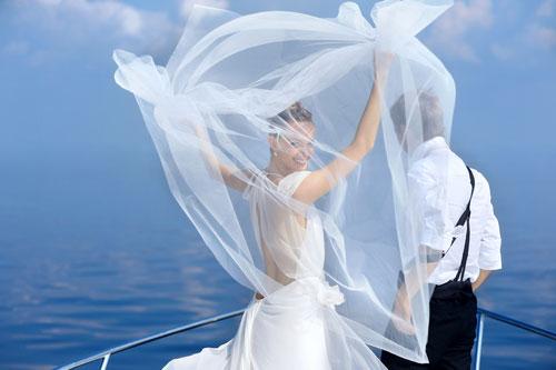 10 причин отметить свадьбу на теплоходе