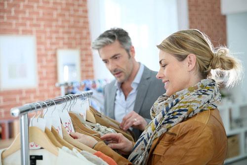 Подбирать одежду по фигуре