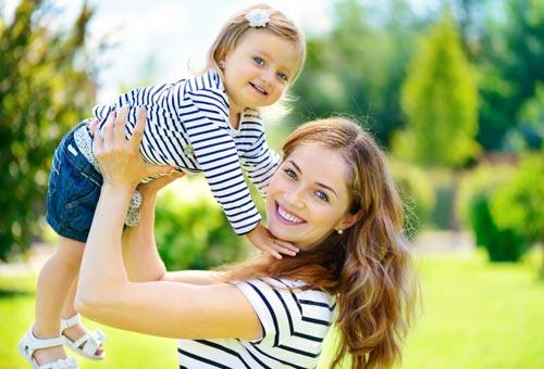 Подготовка ребенка в детсад