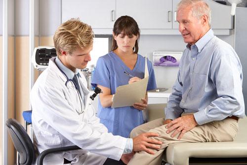 Протезирование коленного сустава за рубежом