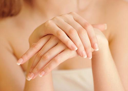 Полезные процедуры для рук в домашних условиях