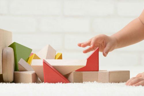 Развивающие игры и развитие ребенка