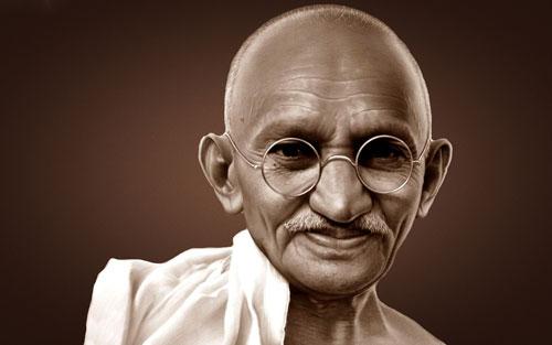 Великий Махатма Ганди