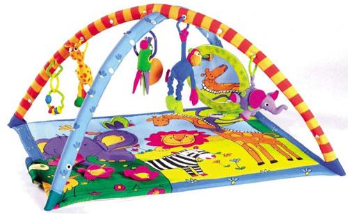 Выбор первой игрушки для ребенка