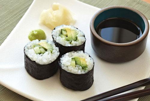 Заказ суши: здоровое питание в тренде
