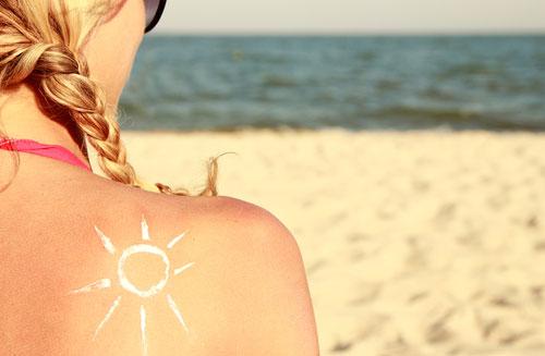 Защита от солнца летом