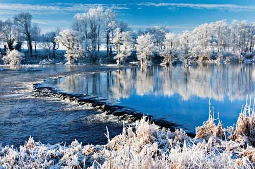 20 мест, где зима сказочно красива