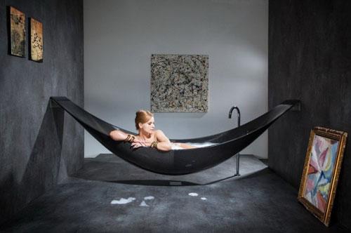 20 необычных дизайнерских ванн