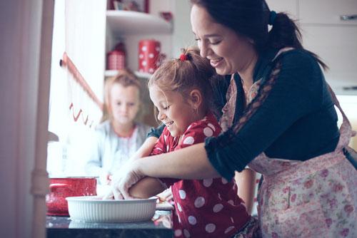Как приучить ребёнка к труду