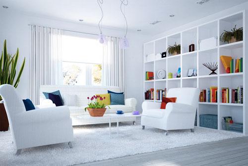 Несколько советов относительно того, как разнообразить домашний интерьер