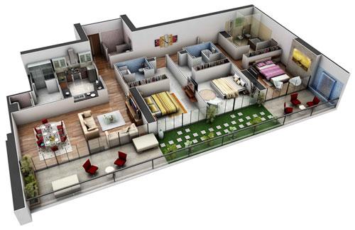 спроектировать частный дом