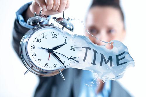 Как успеть за временем