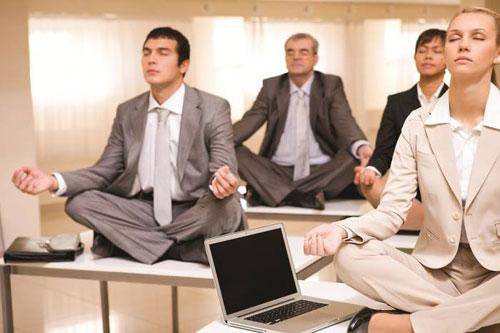 Медитация и бизнес