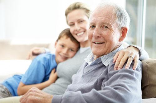 7 принципов общения с родственниками в возрасте