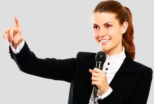 Секреты обучения ораторскому мастерству