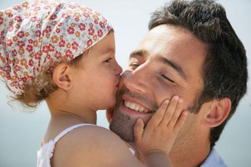Отец и дочь: 50 советов как стать для нее героем (фото)
