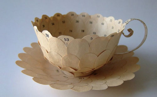 Отличительные свойства посуды из бумаги