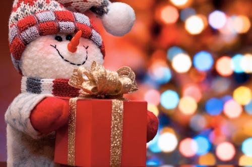 Проблема выбора подарков на новогодние праздники