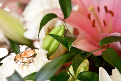 1 месяц до свадебного торжества
