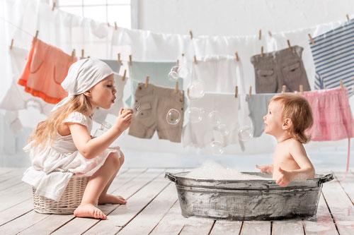 Полезные советы для купания малыша