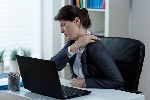 Популярные заболевания работников офиса